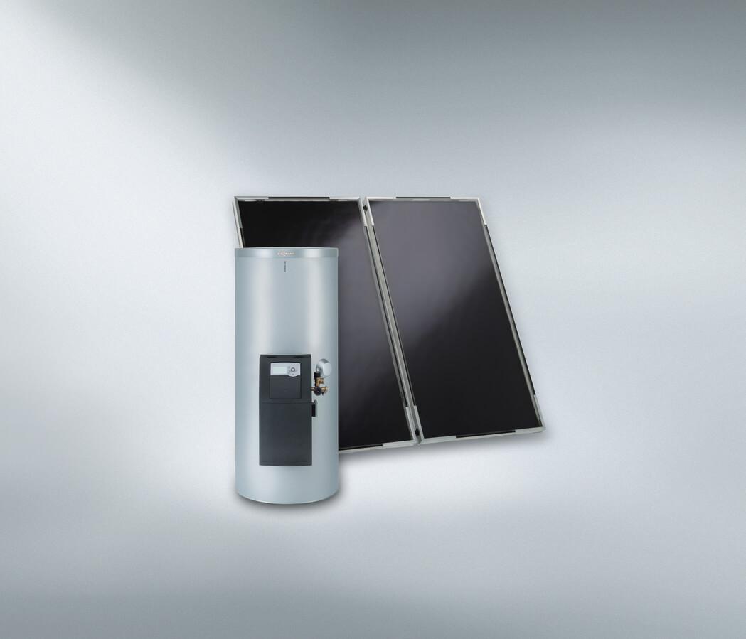 Solarni kolektorji Viessmann VITOSOL 100 FM