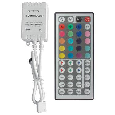 LEDRGB KONTROLER 12V 6A IR-44 TIPKE) - image kontrolor2 on https://www.energopanel.com