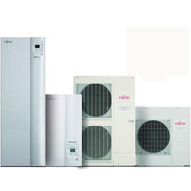 Toplotna črpalka FUJITSU KOMFORT z ogrev. 190L 7,5 KW - image Fujitsu-komp on https://www.energopanel.com