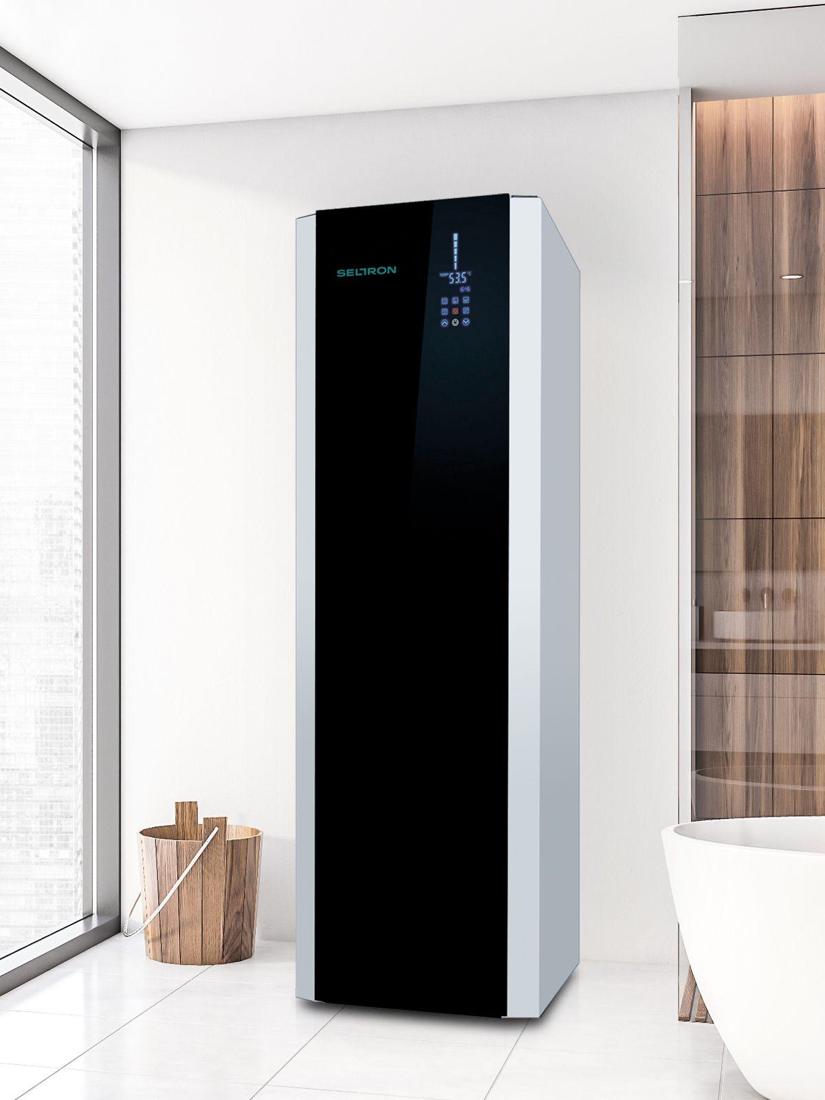 Toplotna črpalka za sanitarno vodo SELTRON SAN 300
