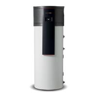Toplotna črpalka za sanitarno vodo KRONOTERM eco