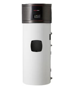Toplotna črpalka za sanitarno vodo KRONOTERM star WP2 LF-202B in WP2 LF-302B