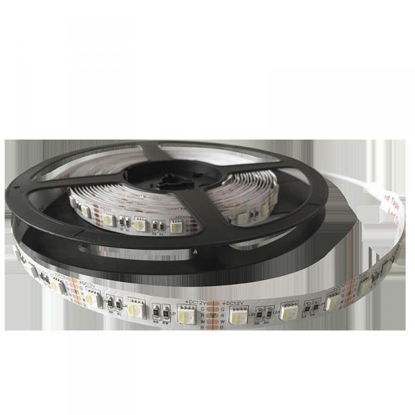 LED TRAK LED300 5050 14,4W/M 12V/DC IP20 60PCS/1M RGBW